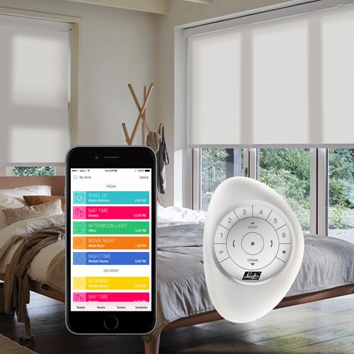 Intelligenter Sonnenschutz für Ihre Fenster